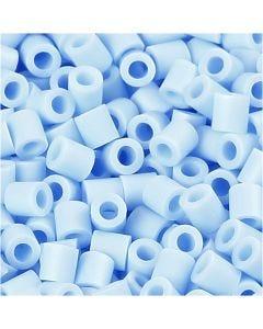 PhotoPearls, str. 5x5 mm, hulstr. 2,5 mm, lys blå (28), 6000 stk./ 1 pk.