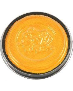 Eulenspiegel Ansigtsmaling, gul, 3,5 ml/ 1 pk.