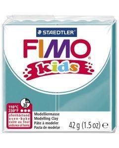 FIMO® Kids ler, turkis, 42 g/ 1 pk.