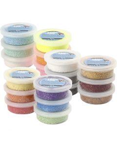 Foam Clay®, ass. farver, 3x30 pk./ 1 pk.