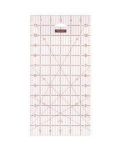 "Patchwork lineal, str. 6x12 "" cm, 1 stk."