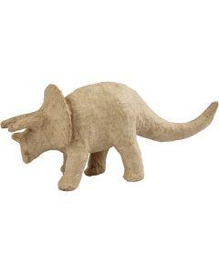Dinosaur, H: 7,5 cm, 1 stk.