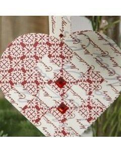Vivi Gade flettet hjerte