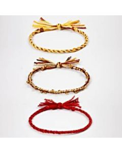 Kumihimo armbånd