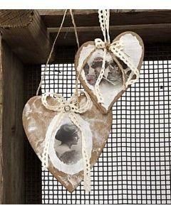Vintage hjerter