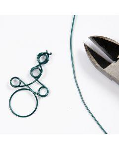 Vedhæng lavet på Wire Links værktøj