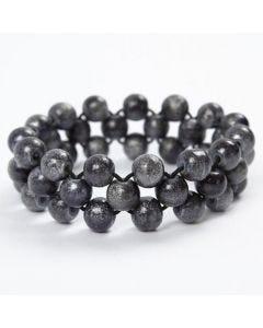 Sådan broderer du et armbånd med perler