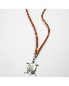 Halskæde med skildpadde