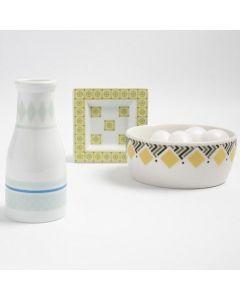 Masking Tape på porcelæn