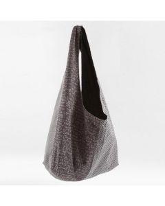Foret taske af økologisk bomuldssstof