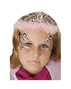 Ansigtsmaling - Prinsesse