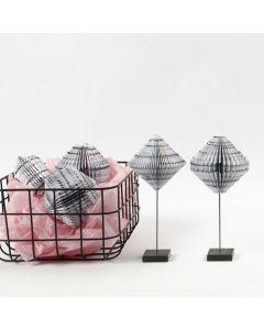 Book Folding af blok med designpapir fra Vivi Gade