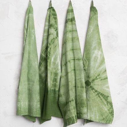 Batik med snor