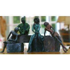 Flotte skulpturer med Paverpol