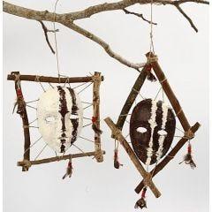 Afrikansk maskevæv