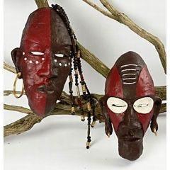 Afrikanske stammemasker