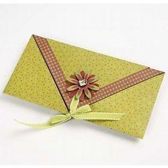 Foldet kuvertkort