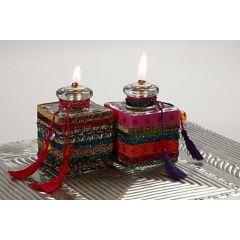 Indiske lysglas