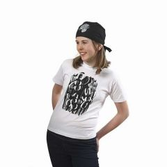 T-shirts med stoftryk