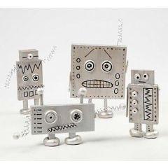 Robotter af træ