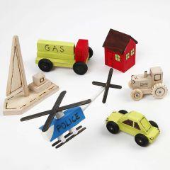 Legetøj af træ