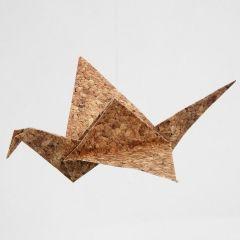 Origami fugle i Vivi Gade origamipapir
