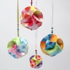Click Ornaments med maling