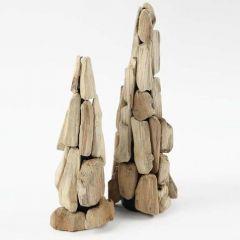 Træ af småpinde, sat på kegle