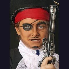 Ansigtsmaling - Pirat