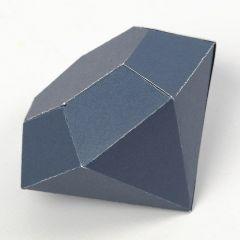 Foldet diamant af karton