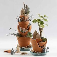 Fairy Garden - en have i miniature