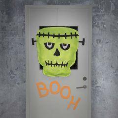 Frankensteins monster i imiteret stof