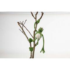 Nålefiltet langlemmet frø