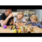 Spil krea-bingo med hele familien