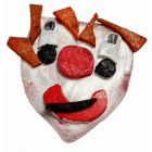 Lav sjove masker af liggeunderlag