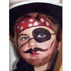 Nem pirat ansigtsmaling