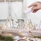 Julekalender i træ