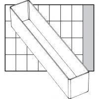 Basisindsats, nr. A9-4, H: 47 mm, str. 218x39 mm, 1 stk.