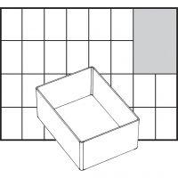 Basisindsats, nr. A7-1, H: 47 mm, str. 109x79 mm, 1 stk.