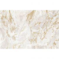 Selvklæbende folie, marmor, B: 45 cm, brun, 2 m/ 1 rl.