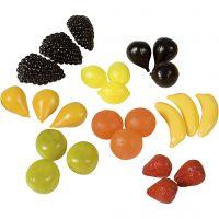 Frugtsæt, 24 stk./ 1 sæt