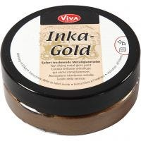 Inka Gold, brown gold, 50 ml/ 1 ds.