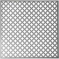 Stencil, afrundede kvadrater, str. 30,5x30,5 cm, tykkelse 0,31 mm, 1 ark