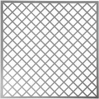 Stencil, firkanter, str. 30,5x30,5 cm, tykkelse 0,31 mm, 1 ark