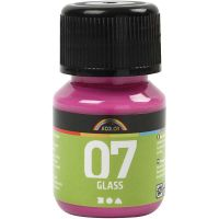 A-Color Glass, pink, 30 ml/ 1 fl.