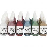 Glitterlim, 36x25 ml/ 1 pk.