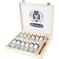 Schmincke AKADEMIE® Acryl color, 12x60 ml/ 1 pk.