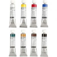 Schmincke AKADEMIE® Acryl color, 8x20 ml/ 1 pk.