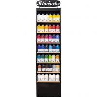 Schmincke AKADEMIE® Acryl color, ass. farver, 118x500 ml/ 1 pk.