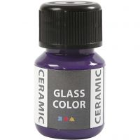 Glass Ceramic, violet, 35 ml/ 1 fl.